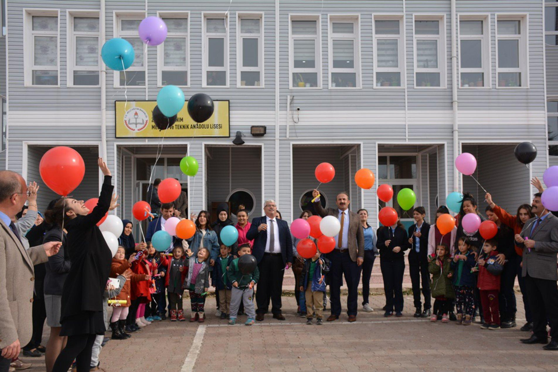 Dünya çocuk Hakları Günü Kutlandı
